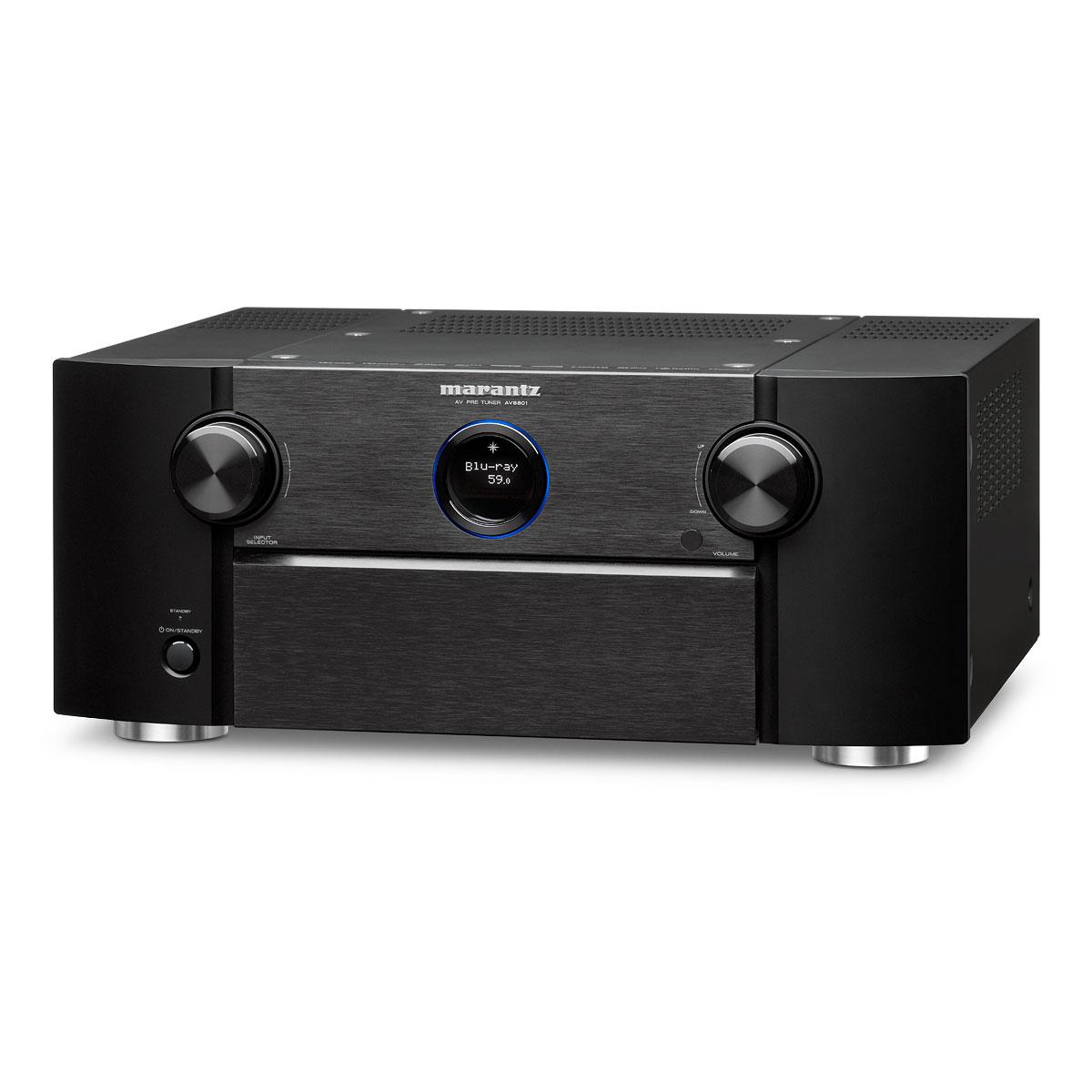 Marantz AV 8801 schwarz AV-Vorverstärker 115024