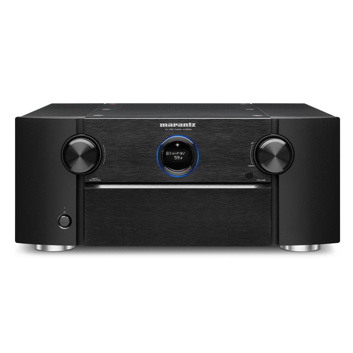 Marantz AV 8802 schwarz AV-Vorverstärker 115035-W