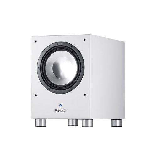 Canton SUB 8.2 weiss Aktivsubwoofer