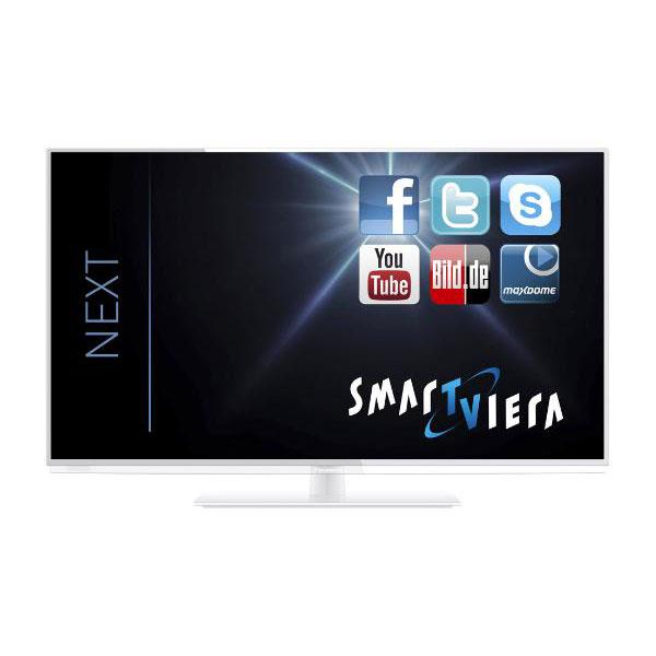 Panasonic TX-L42EW6W weiss LED/LCD-TV