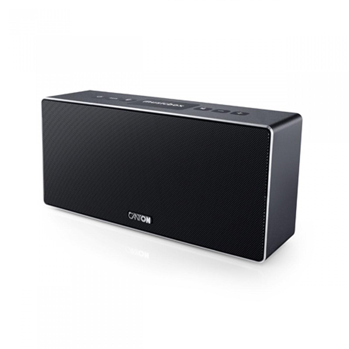 canton musicbox s schwarz bluetooth lautsprecher ebay. Black Bedroom Furniture Sets. Home Design Ideas