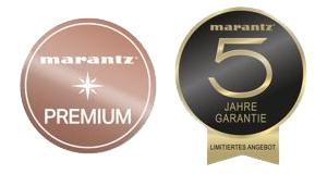 Marantz 5 Jahre Herstellergarantie