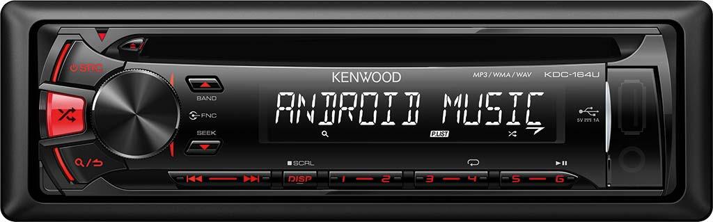 Kenwood KDC-164 UR Autoradio 11017
