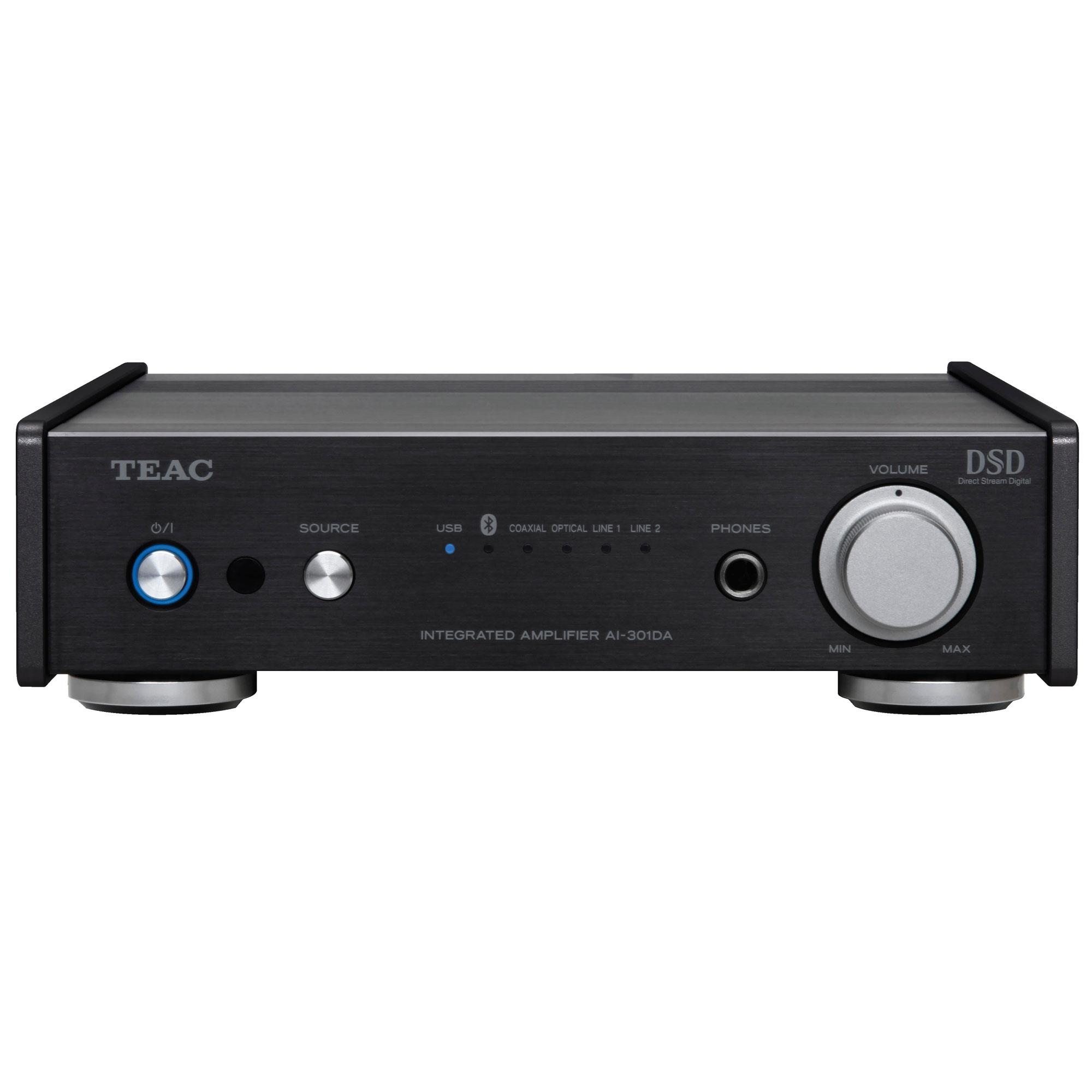 Teac AI-301 DA-X schwarz Verstärker 45052