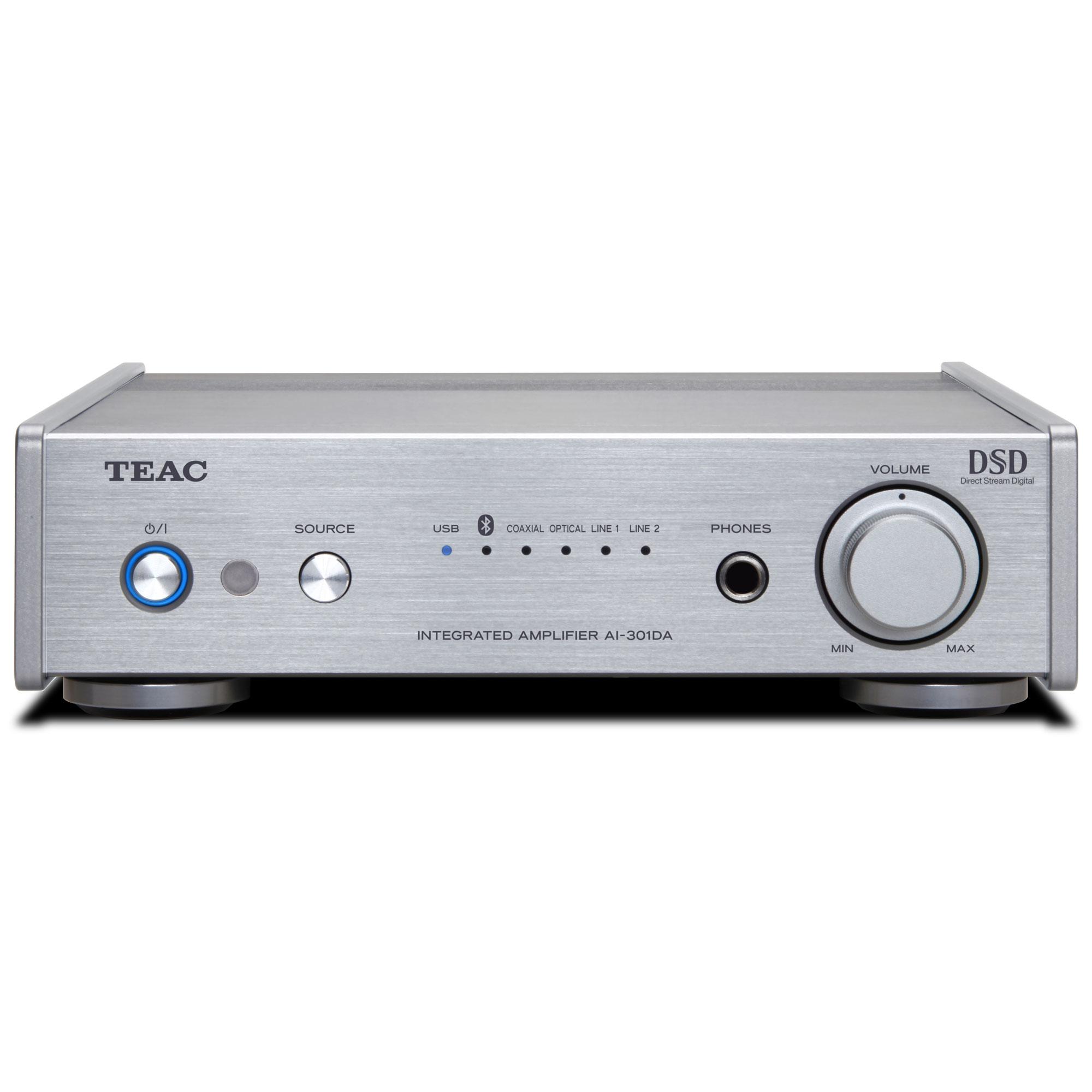 Teac AI-301 DA-X silber Verstärker 45053