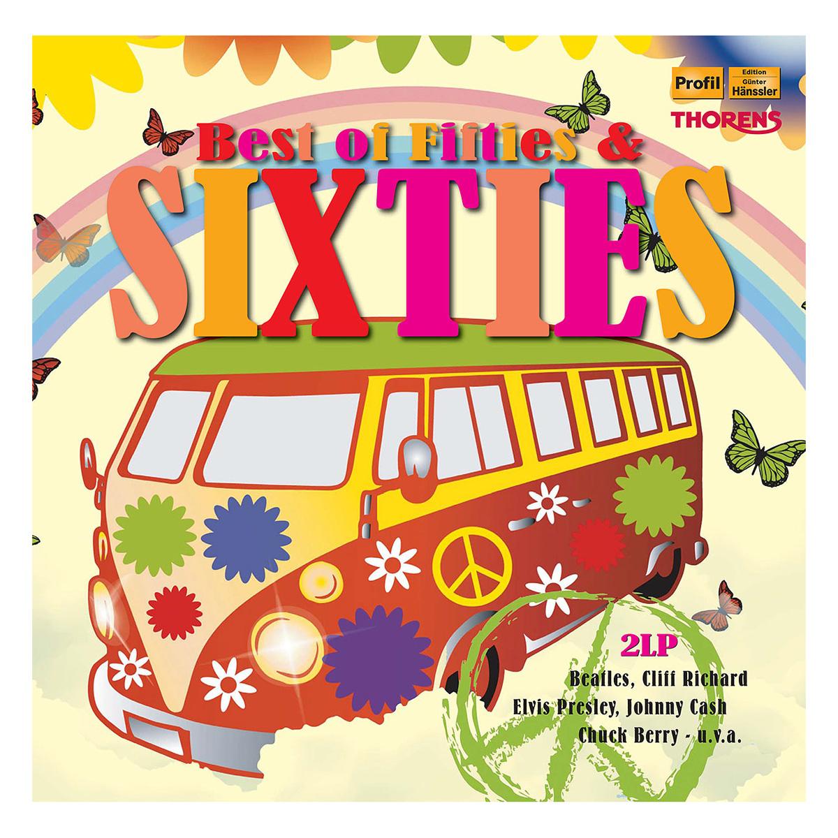Thorens Best of the Fifties & Sixties Doppel LP 101175