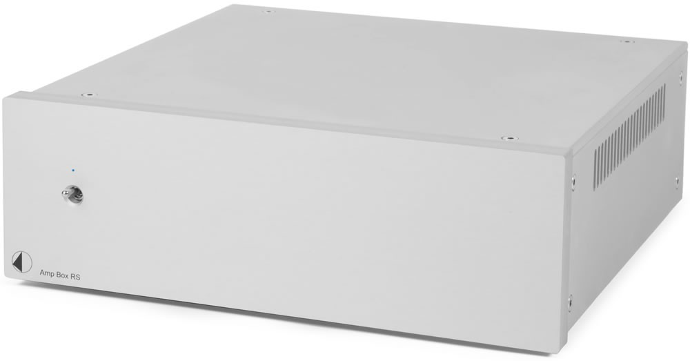 Pro-Ject Amp Box RS silber