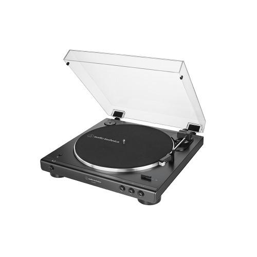 Audio Technica AT-LP 60X BT schwarz Plattenspieler mit Bluetooth