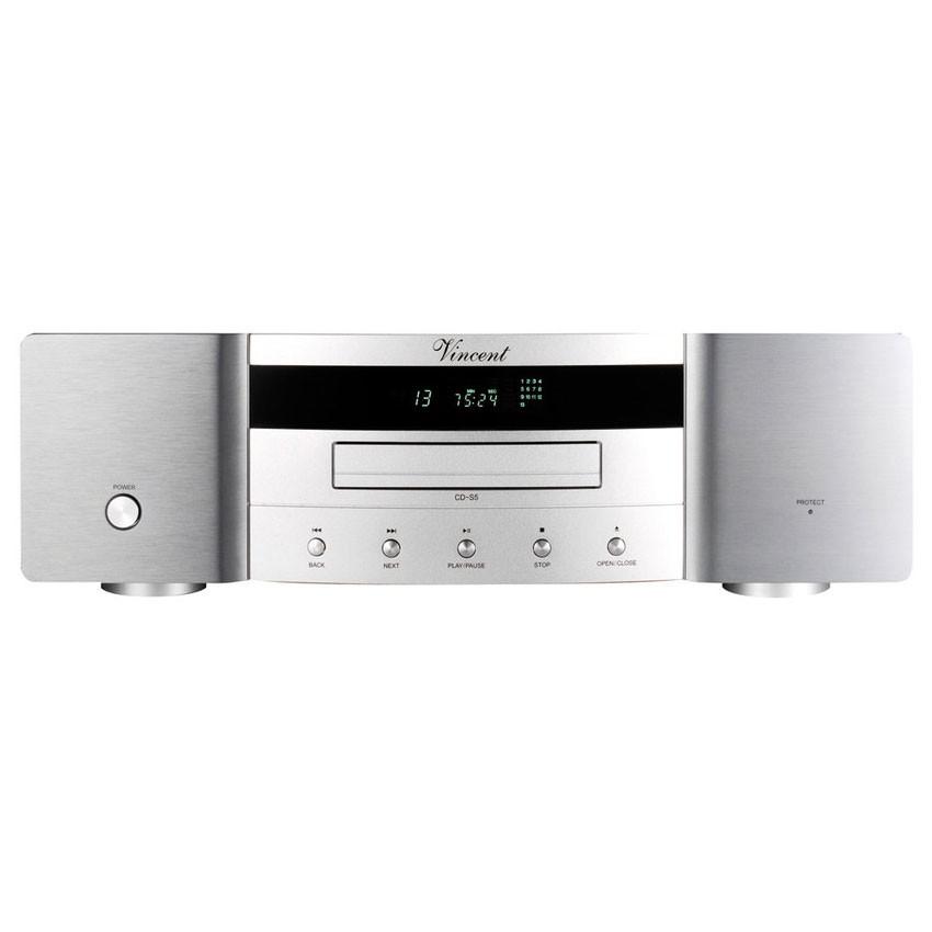 Vincent CD-S5 silber CD-Player