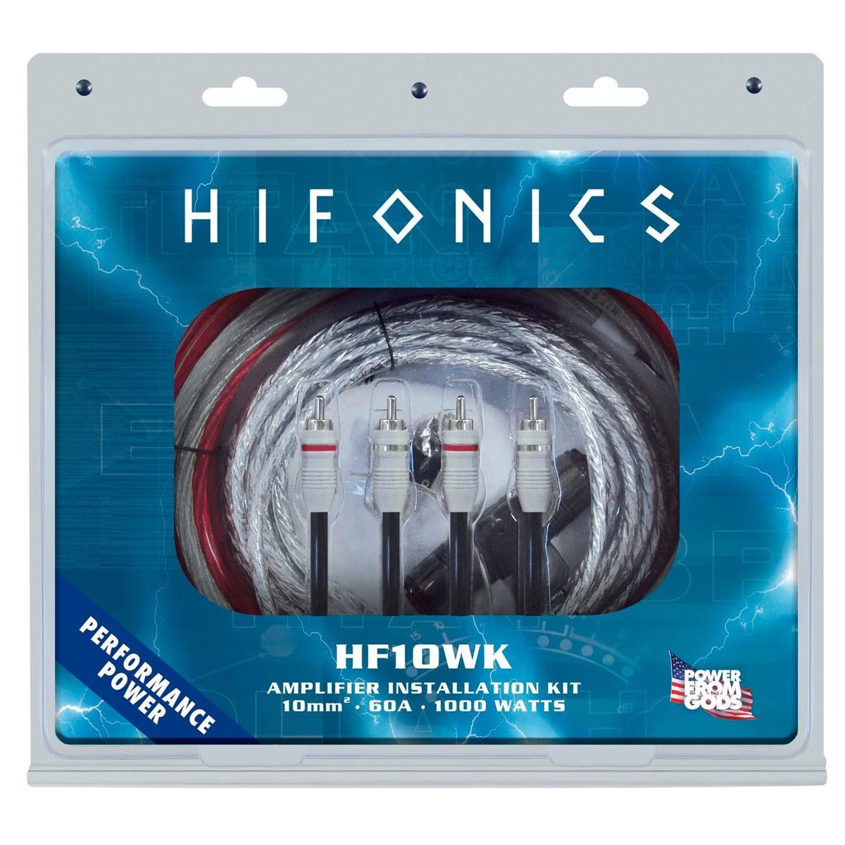 Hifonics HF 10 WK Kabel