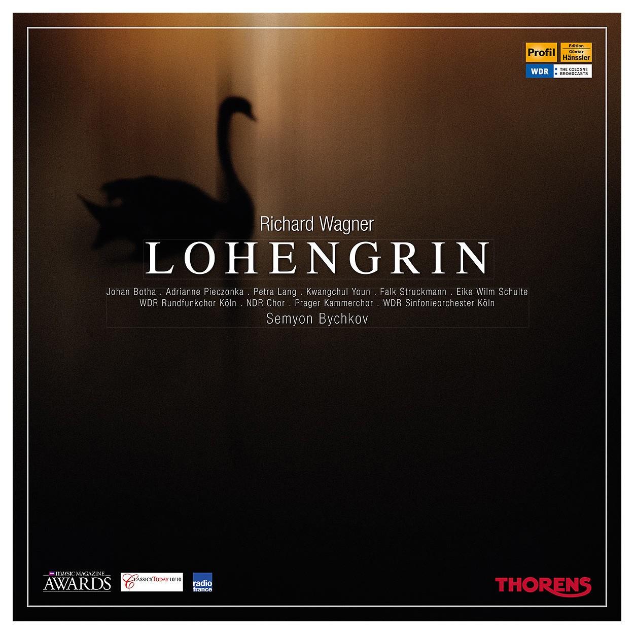 Thorens Richard Wagner - Lohengrin 5er LP/Schallplatte