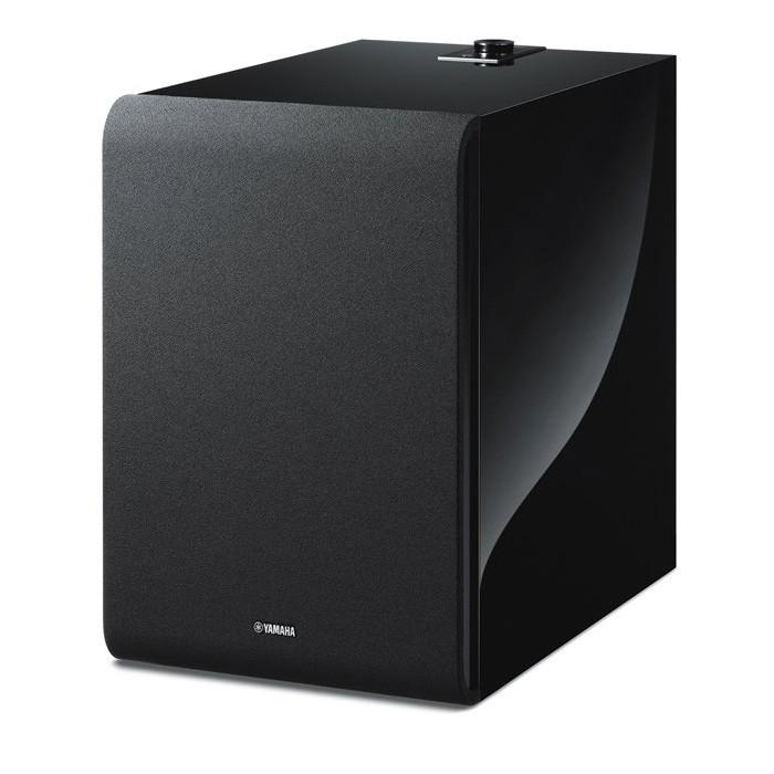 Yamaha MusicCast SUB 100 (NS-NSW 100) piano schwarz Stück Aktivsubwoofer