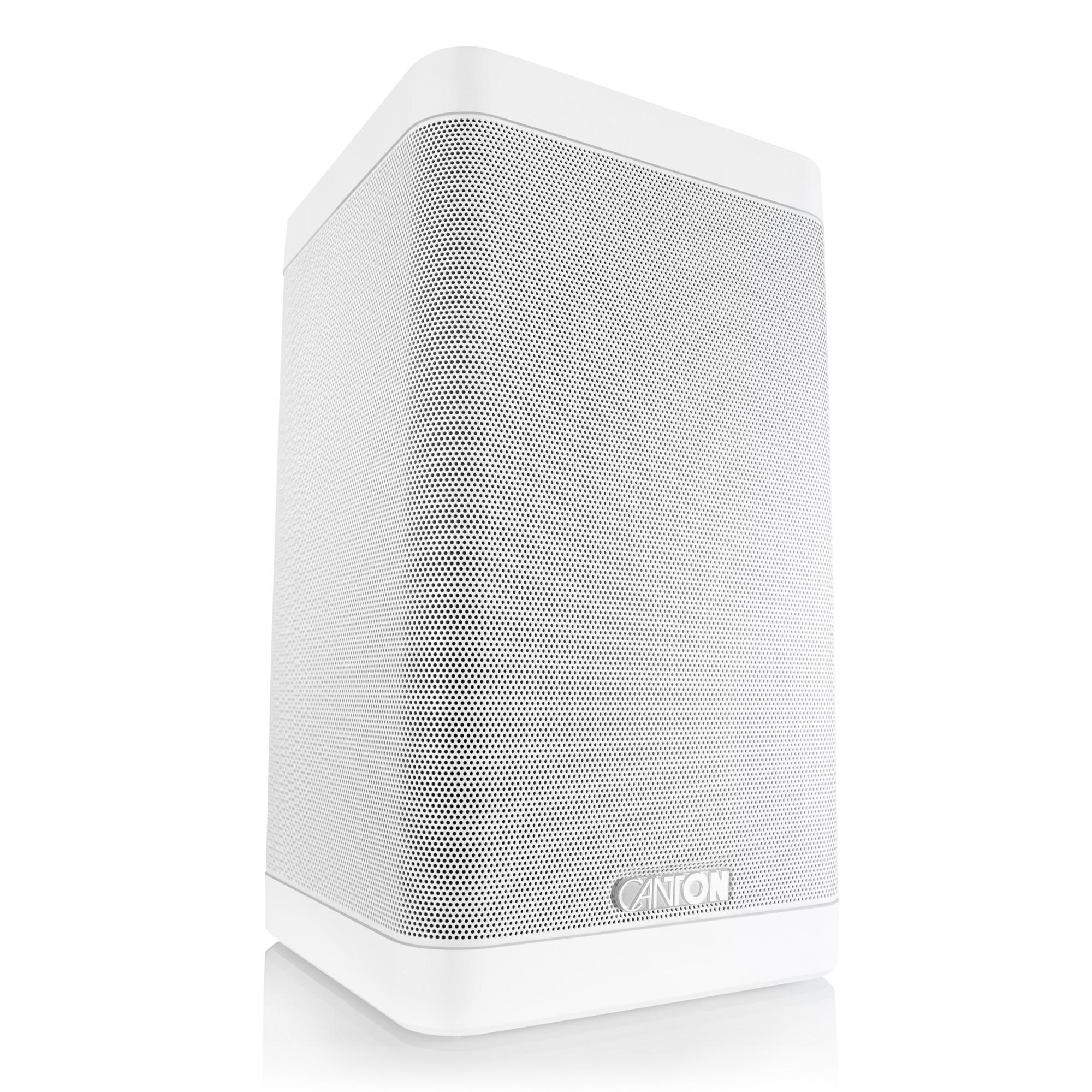 Canton Smart Soundbox 3 weiss Stück  Wireless-Lautsprecher