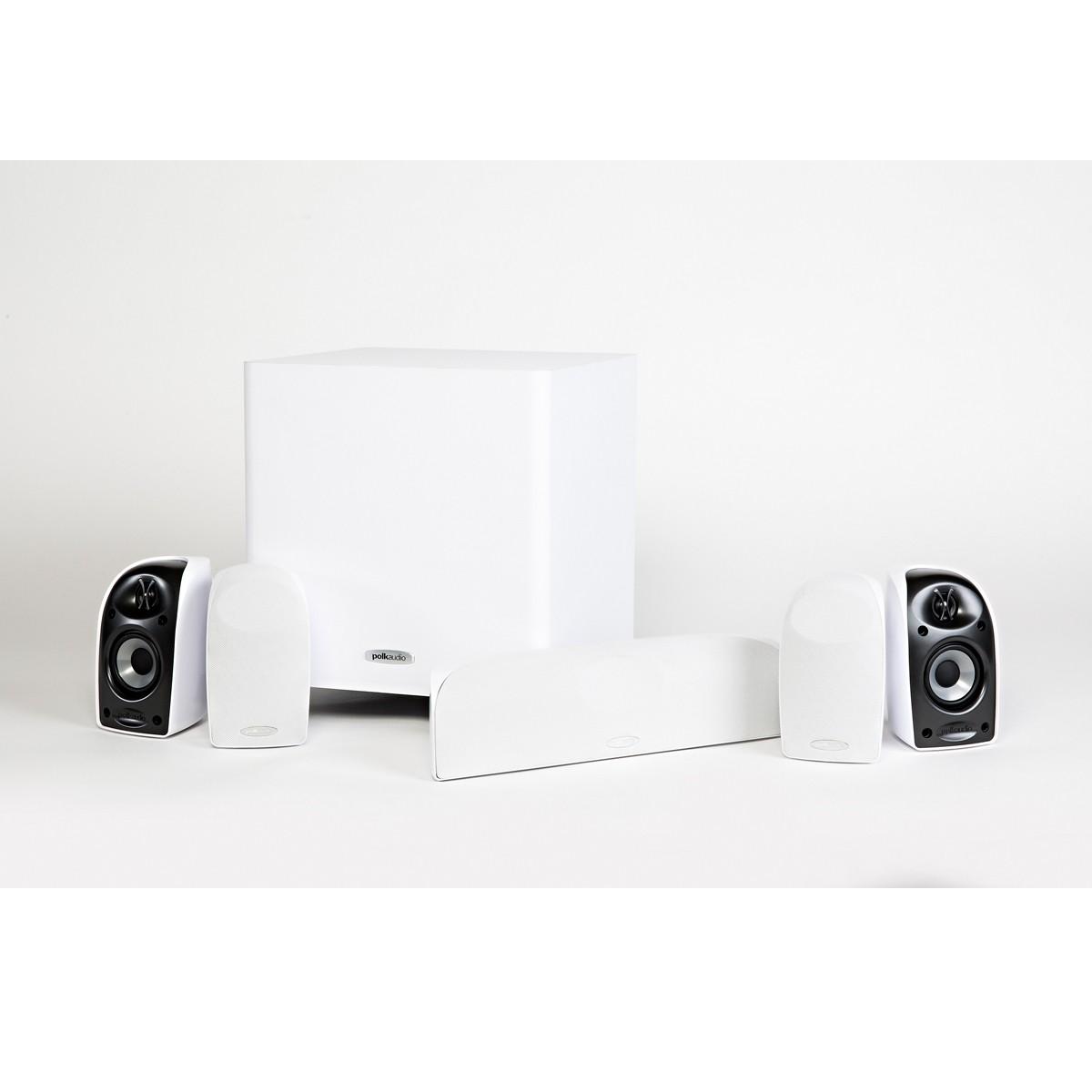 Polk Audio TL 1700 weiss Heimkinosystem