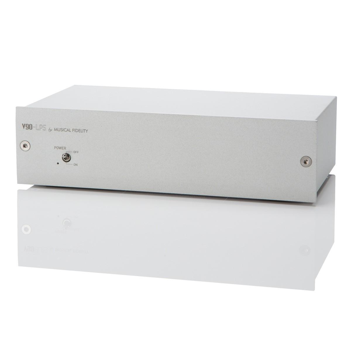 Musical Fidelity V90-LPS silber Phono MM/MC Vorverstärker