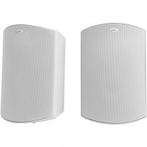 Polk Audio Atrium 6 weiss Paar Outdoor-/ Regallautsprecher