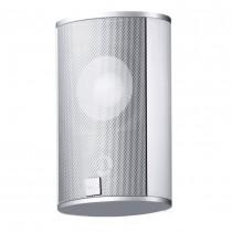 Canton CD 220.3 silber eloxiert Stück Satellitenlautsprecher