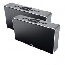 Canton Musicbox S titan 2er-Set Bluetooth-Lautsprecher