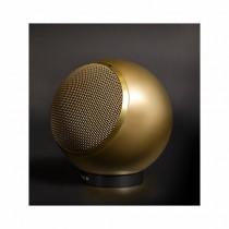 Elipson Planet M gold matt Stück Regallautsprecher