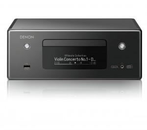 Denon RCD-N 11DAB schwarz Netzwerk-CD-Receiver