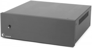 Pro-Ject Amp Box RS schwarz