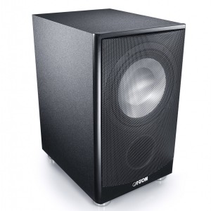 Canton AS 84.2 SC weiss Aktivsubwoofer