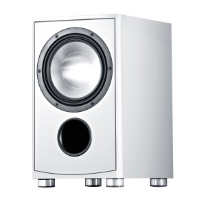 Canton AS 85.3 SC weiss Aktivsubwoofer