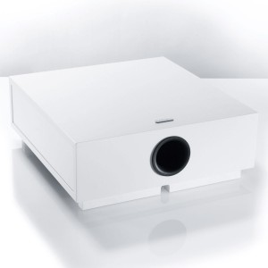 Canton ASF 75 SC weiss Aktivsubwoofer