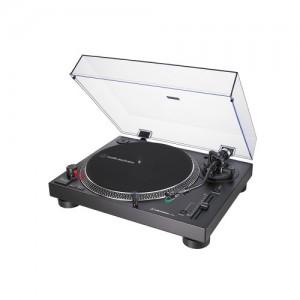 Audio Technica AT-LP 120X USB BK schwarz Plattenspieler