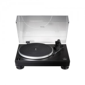 Audio Technica AT-LP 5X schwarz Plattenspieler