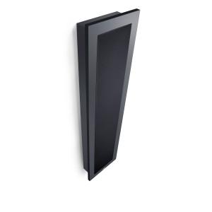 Canton Atelier 900 schwarz seidenmatt Stück Einbaulautsprecher