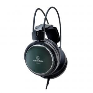 Audio Technica ATH-A 990Z Dunkelgrün-Metallic Kopfhörer