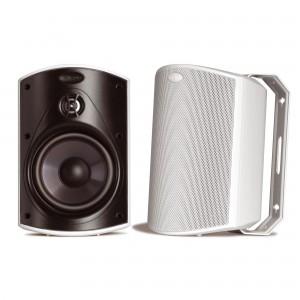 Polk Audio Atrium 4 weiss Paar Outdoor-/ Regallautsprecher