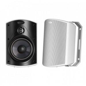 Polk Audio Atrium 5 weiss Paar Outdoor-/ Regallautsprecher