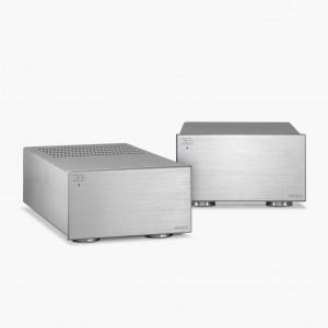 AVM Audio AVM30 PA30.3 silber Paar Mono-Endverstärke