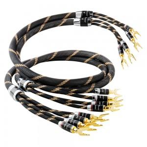 Vincent Bi-Wire Lautsprecher Kabel