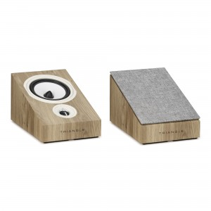 Triangle Borea BRA1 light oak Paar Multifunktions-Lautsprecher