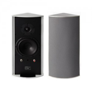 Cornered Audio C6 aluminium Paar Ecklautsprecher
