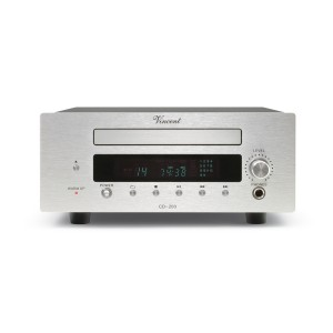 Vincent CD-200 silber CD-Player