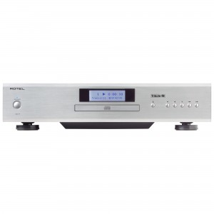 Rotel CD11 Tribute silber CD-Player