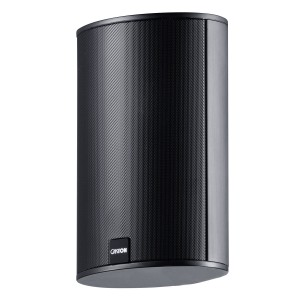 Canton CD 220.3 schwarz eloxiert Stück Satellitenlautsprecher