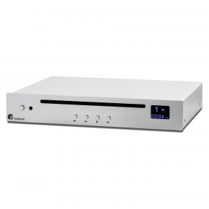 Pro-Ject CD Box S2 silber