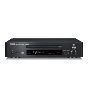Yamaha CD-NT 670 DAB schwarz CD-Player