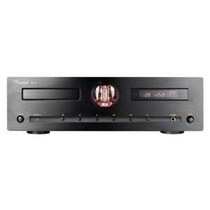 Vincent CD-S7 DAC schwarz CD-Player