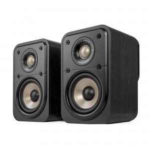 Polk Audio Signature Elite ES10 schwarz Paar Regallautsprecher
