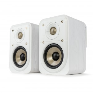 Polk Audio Signature Elite ES10 weiss Paar Regallautsprecher