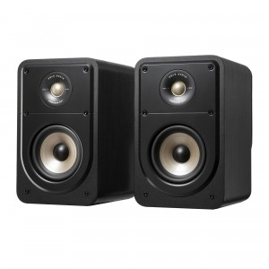 Polk Audio Signature Elite ES15 schwarz Paar Regallautsprecher