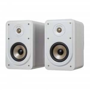 Polk Audio Signature Elite ES15 weiss Paar Regallautsprecher