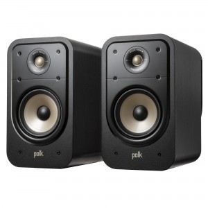 Polk Audio Signature Elite ES20 schwarz Paar Regallautsprecher