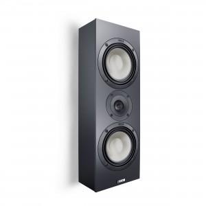 Canton GLE 15 OnWall schwarz Stück Lautsprecher